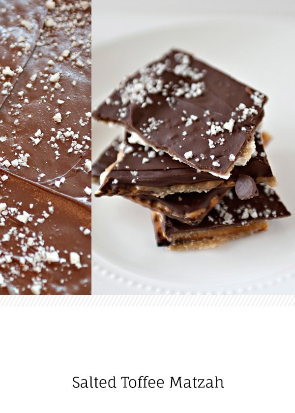 salted toffee matzo