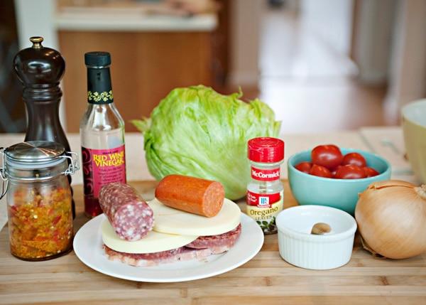 italian sub appetizer