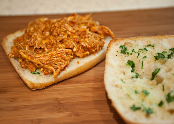 barbecue chicken sandwich recipe