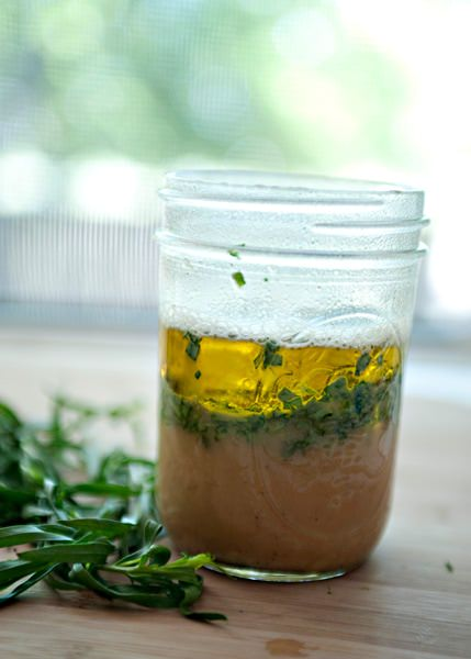 orange tarragon dressing recipe