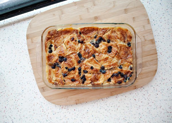 croissant bread pudding recipes
