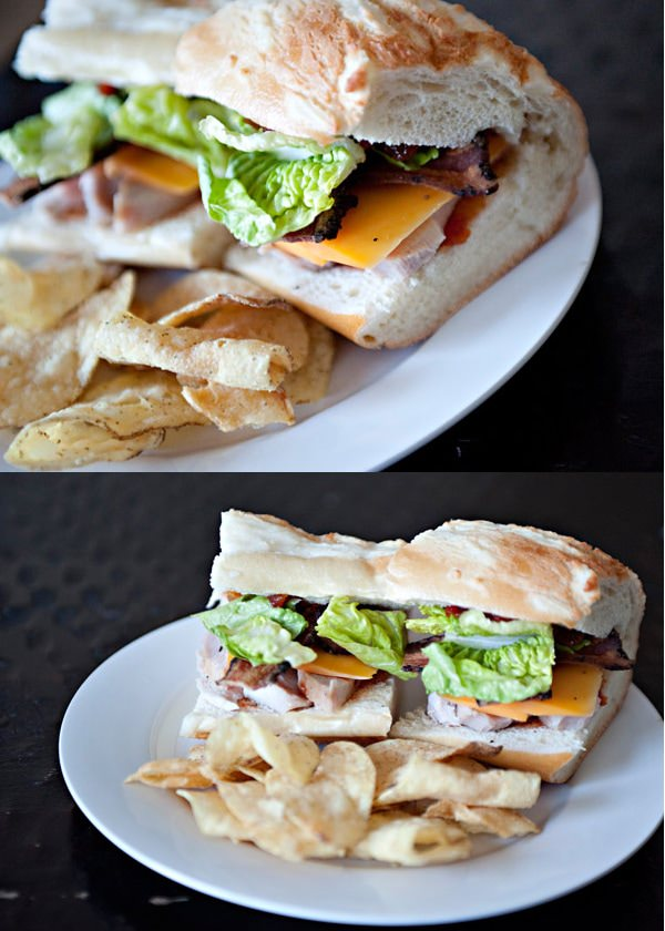 baked with love turkey sandwich