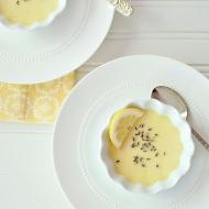 lemon lavender pots de creme