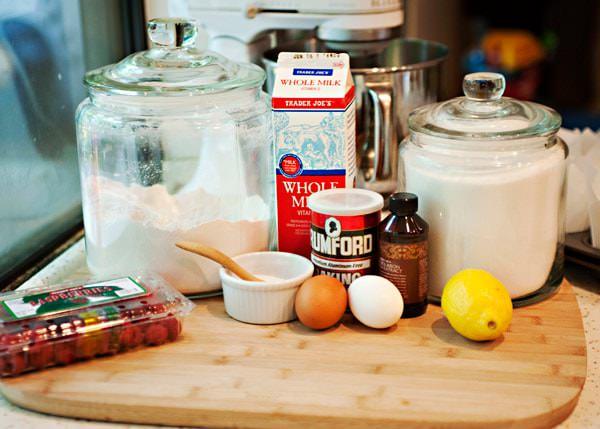 lemon raspberry muffin recipe