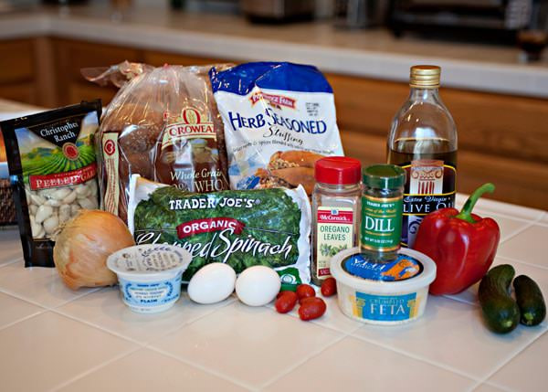 spinach and feta burger recipe