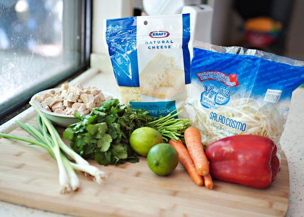 thai chicken pizza recipe