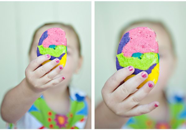 tie dye cookie recipe