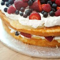 frui basket cake recipe