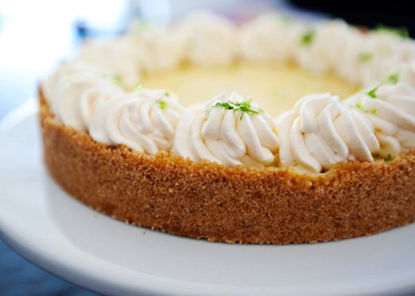 Key Lime Pie Images & Pictures - Becuo