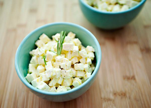 marinated feta cheese appetizer recipe