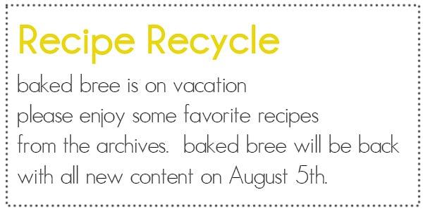 recipe blog