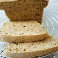 Bread Machine Honey Wheat Sunflower Bread