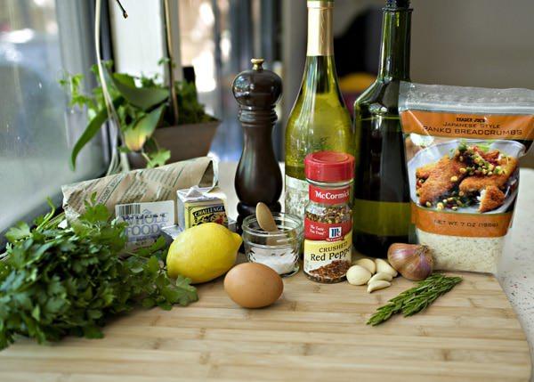 baked shrimp scampi recipe