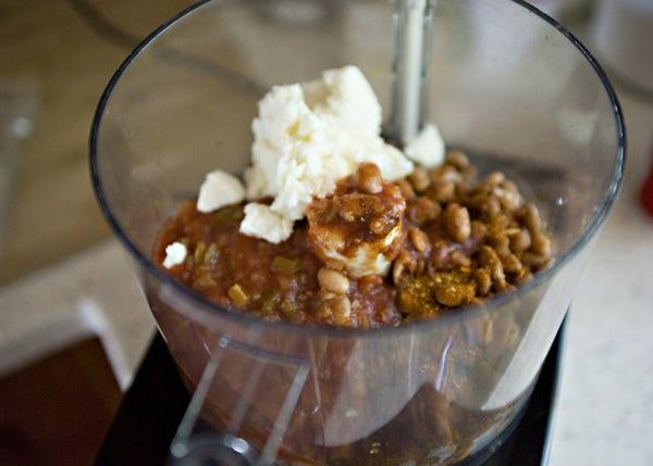bean chalupa recipe
