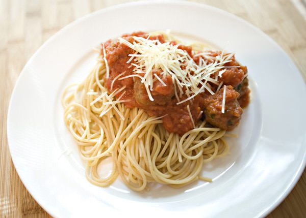 spaghetti and meatball recipes