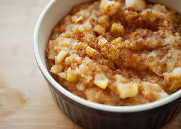 homemade apple sauce recipe