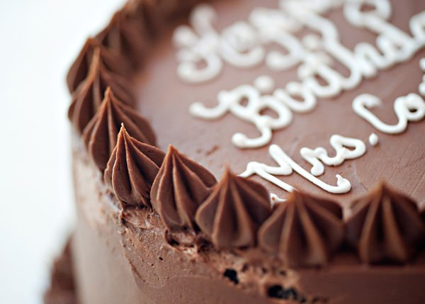 Beattys Chocolate Cake