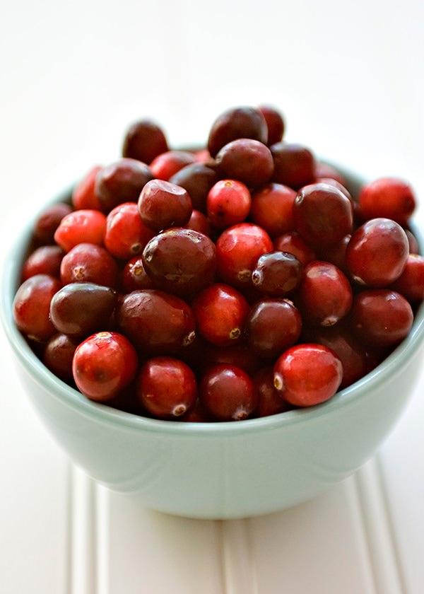 cranberry bounty
