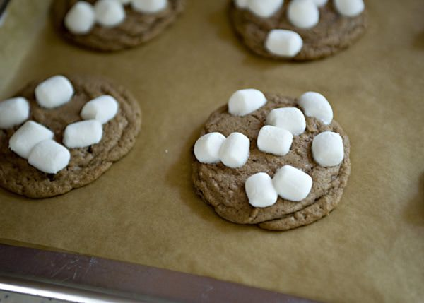 hot chocolate cookie recipe