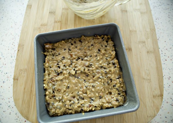 toffee blondie brownie recipe