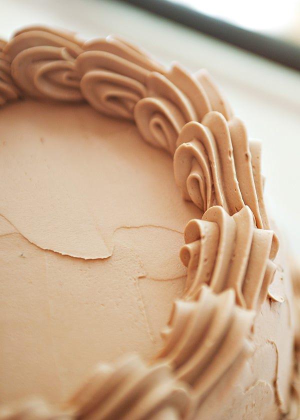 Wess Birthday Cake
