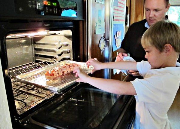 bacon wrapped sausage recipe