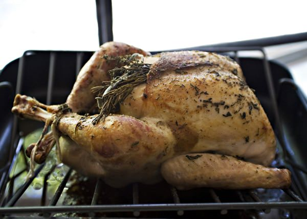 herb roast turkey recipe