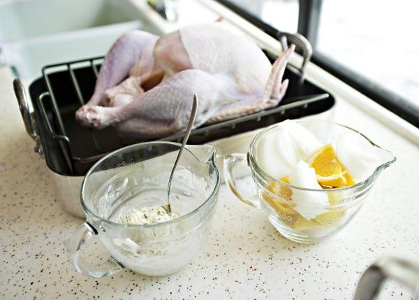 herb roast turkey recipe