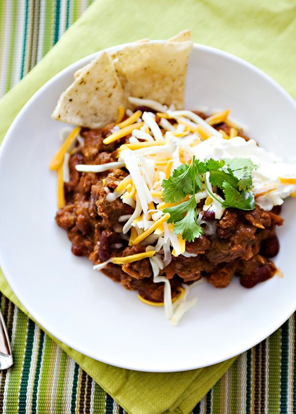 nigellas chocolate chili