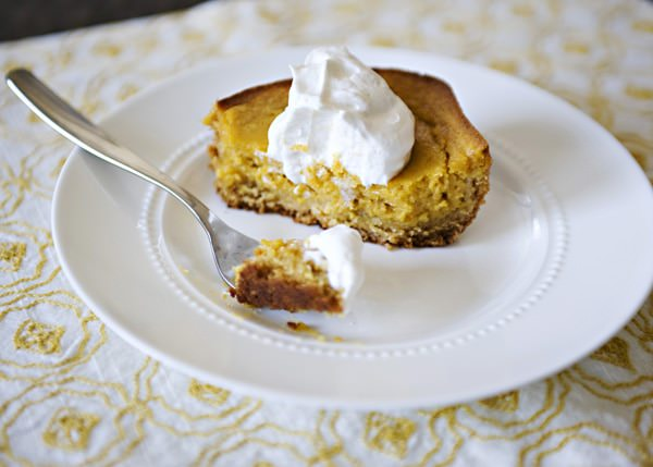 Pumpkin Gooey Butter Cake Recipe — Dishmaps
