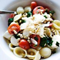 bruschetta pasta
