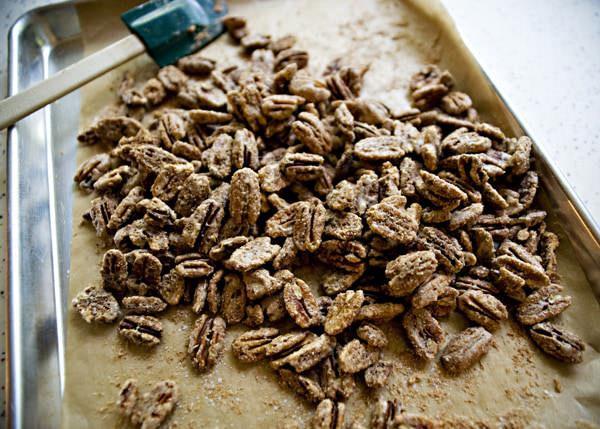 candied pecan recipe