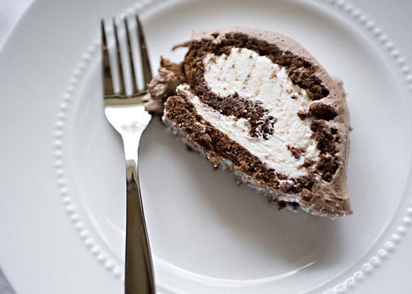 chocolate roll recipe