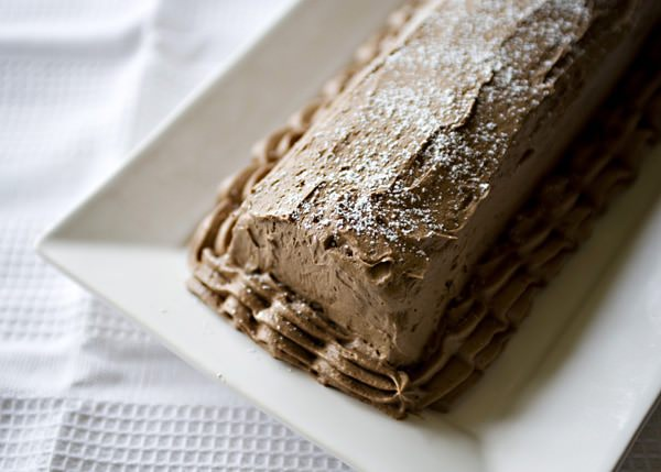 chocolate roll recipe
