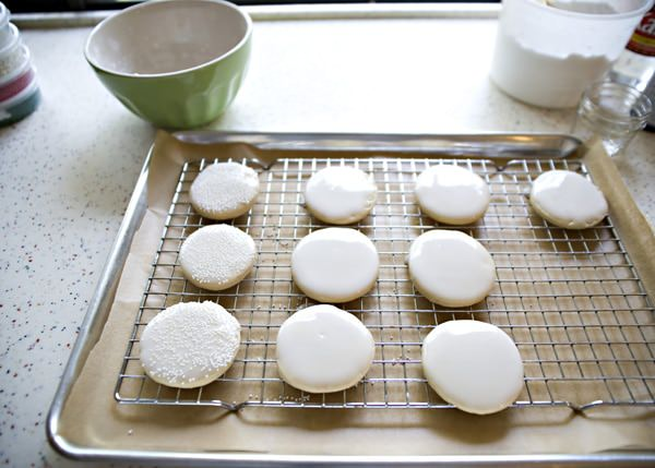 sugar cookie glaze recipe