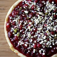 cranberry lime tart recipe