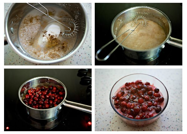 cranberry topping recipe