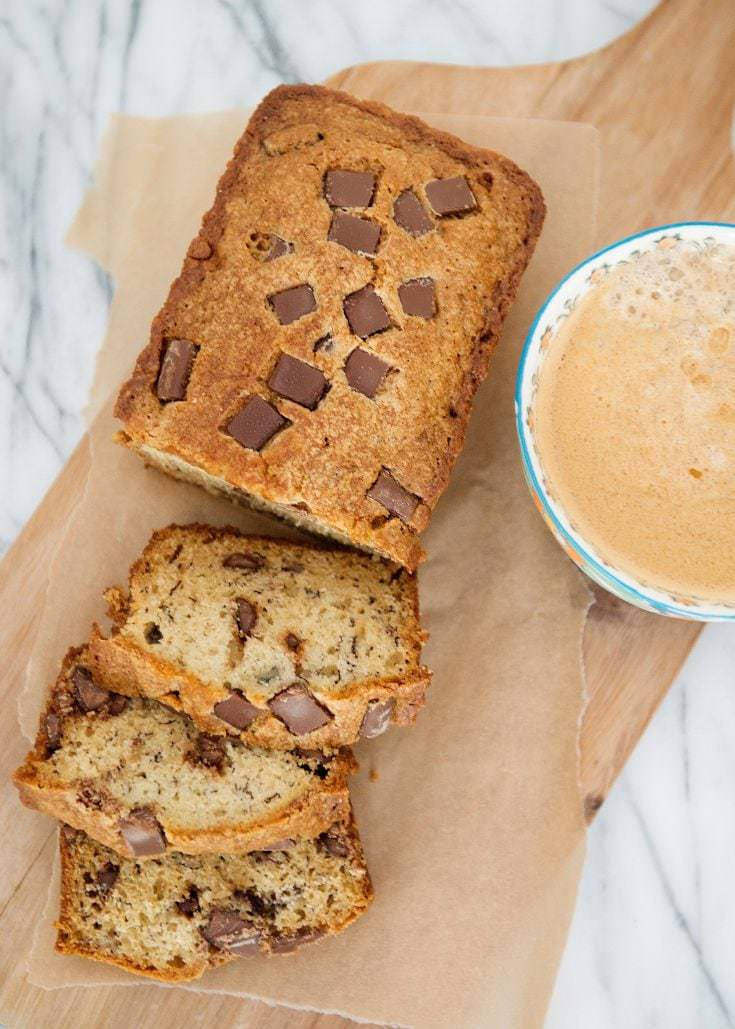 The Best Banana Bread Ever Baked Bree