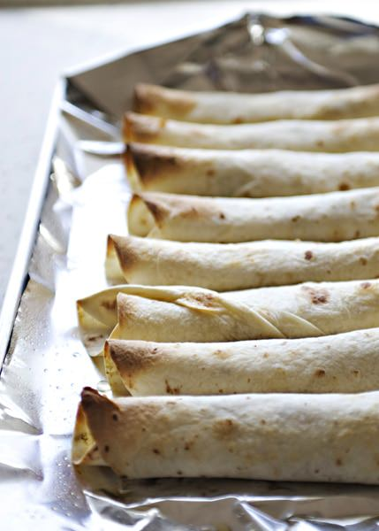 chicken and cheese taquito recipe
