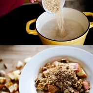 overnight irish oatmeal