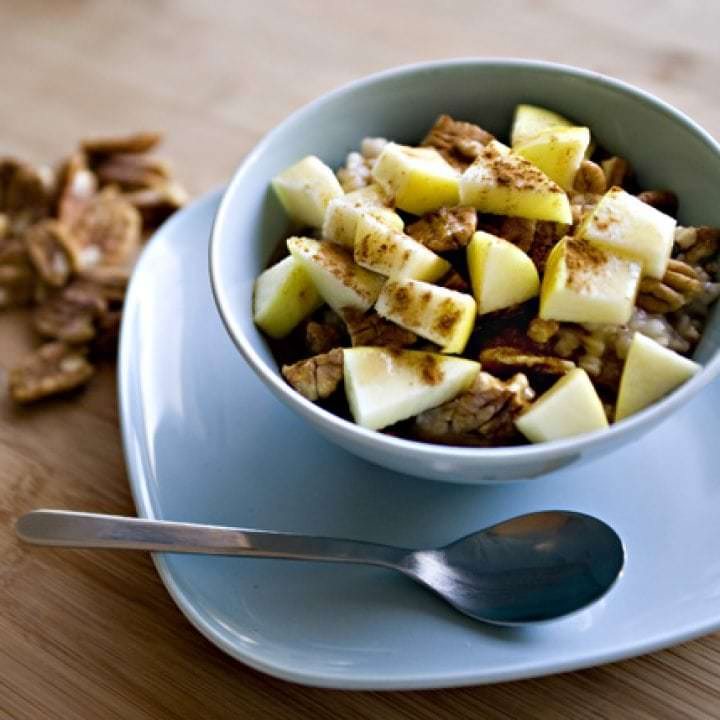 overnight irish oatmeal recipe