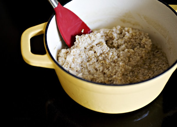 overnight irish oatmeal recipe