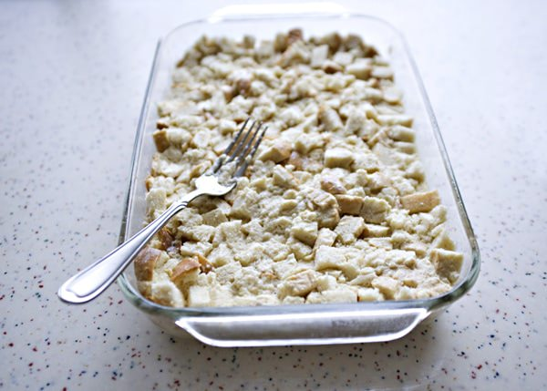 french toast with candied rice krispies recipe