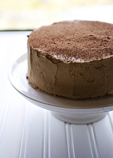 Tiramisu Cake - Baked Bree