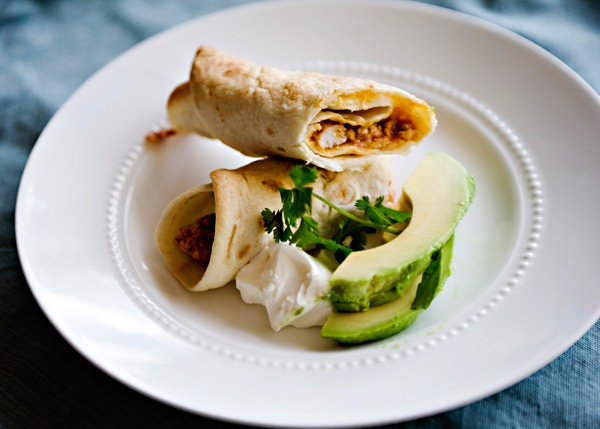 baked turkey taquito recipe