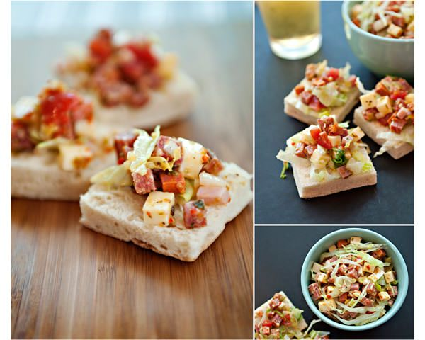 Top 10 Super Bowl Recipes 2011