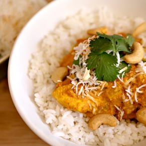 easy indian curry