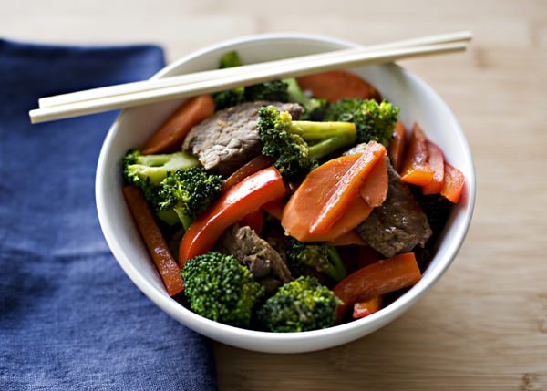 beef and broccoli stir-fry recipe