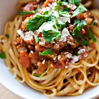 nonnies meat sauce