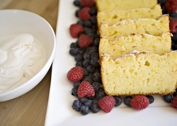 orange ricotta pound cake recipe